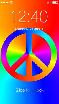 Hippy Lock poster