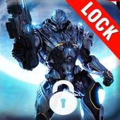 Transformer Robot Lock icon