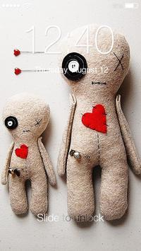 Voodoo Doll Lock poster