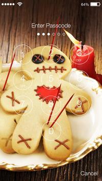 Voodoo Doll Lock apk screenshot