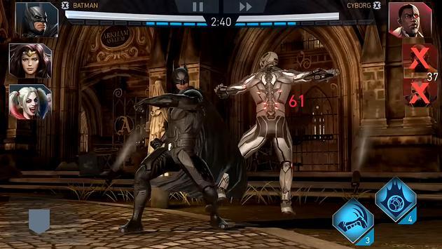 NewGuide Injustice 2 apk screenshot