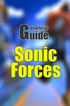 Guide for Sonic Forces poster