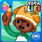 FREE Toca Life School tips PRO أيقونة