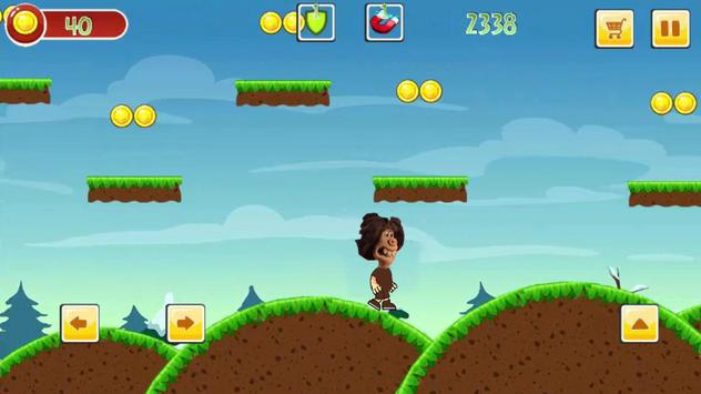 Super Cro man Adventure screenshot 1