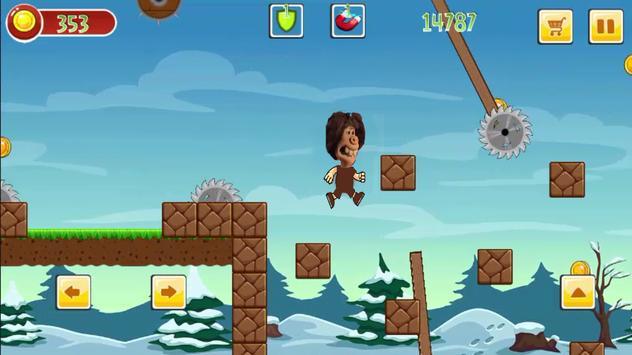 Super Cro man Adventure screenshot 2