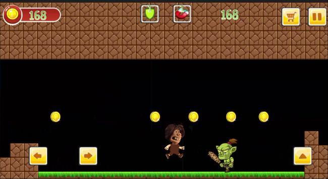 Super Cro man Adventure screenshot 3
