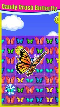 Pink Butterfly Crush 2 : Candy World  2018 screenshot 6