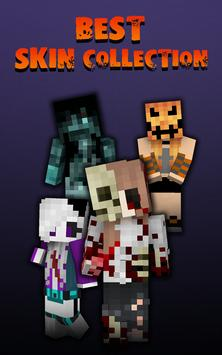 Horror Girls Skins For Minecraft PE APK Download Free Tools APP - Skins para minecraft pe terror