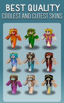 Princess Skins for Minecraft screenshot 5