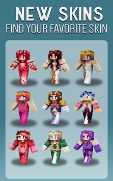 Princess Skins for Minecraft screenshot 7