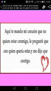 Frases y Piropos de Amor screenshot 15