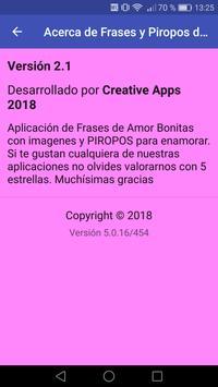 Frases y Piropos de Amor screenshot 1