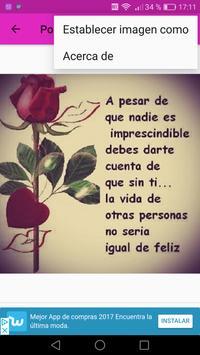 Poemas de Amor Y Amistad screenshot 11