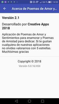 Poemas de Amor Y Amistad screenshot 1
