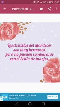 Poemas de Amor Y Amistad screenshot 7