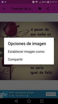 Poemas de Amor Y Amistad screenshot 9