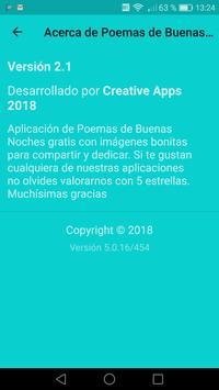 Poemas de Buenas Noches screenshot 1