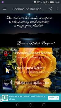 Poemas de Buenas Noches screenshot 2