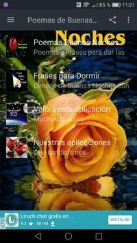 Poemas de Buenas Noches screenshot 3