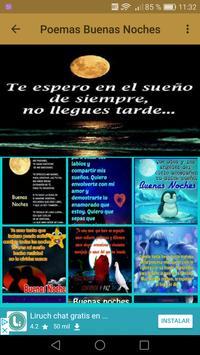 Poemas de Buenas Noches screenshot 4