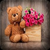 Rosas y Ositos Románticos icon