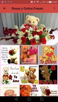 Rosas y Ositos Románticos screenshot 18