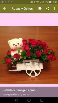 Rosas y Ositos Románticos screenshot 6