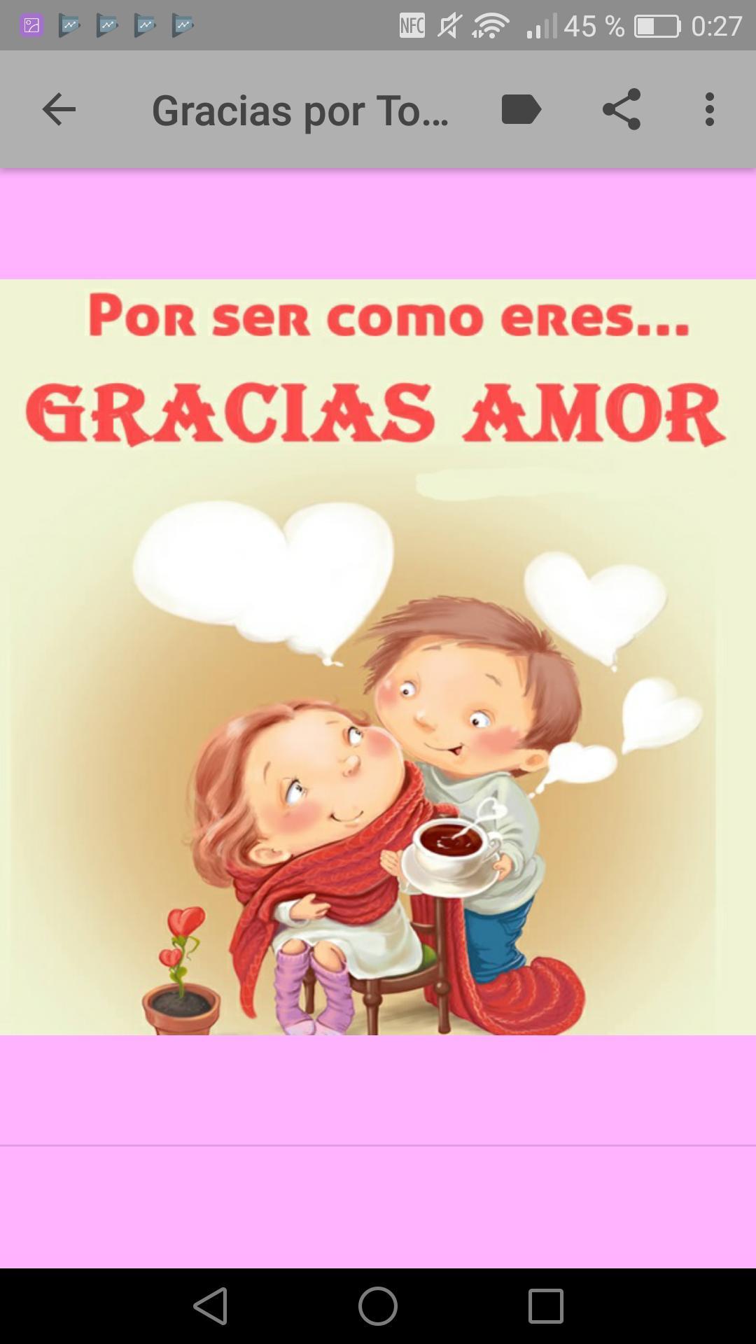 Imagenes Bonitas Con Frases De Dar Gracias For Android Apk