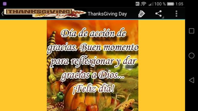 ThanksGiving Day Images apk screenshot
