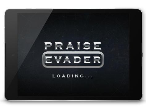 Praise Evader poster