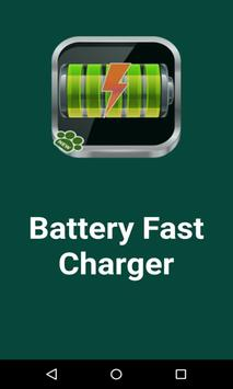 Battery Fast Charger poster