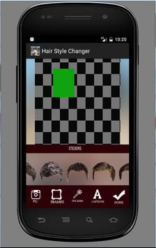 Hair Style Changer poster