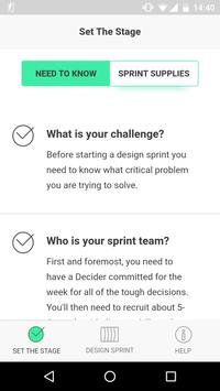 Duco - Design Sprint Guide poster