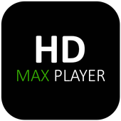 New HD Max Player icon