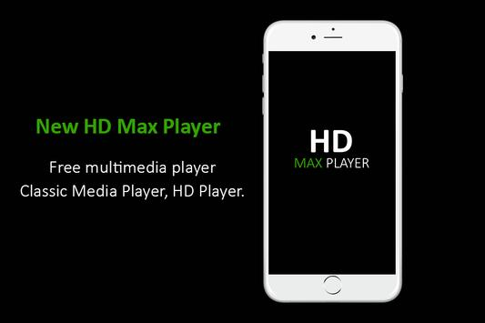 New HD Max Player poster