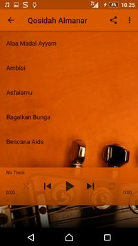 QOSIDAH LENGKAP apk screenshot