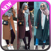 New Hijab Style For Fashion icon