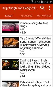Arijit Singh Old And New songs poster