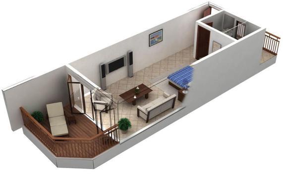 New 3D Home Floor Plan Ideas poster
