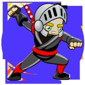 Angry Knight Saga icon
