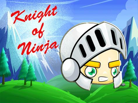Knight of Ninja poster