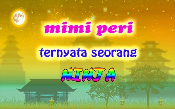 Mimi Peri Ninja screenshot 2