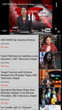 ABC News Nepal apk screenshot