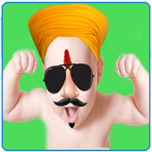 Funny Face Changer App - Funny Face Maker icon