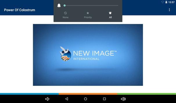 New Image International apk screenshot