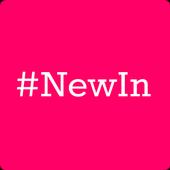 #NewIn icon