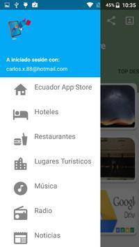 Ecuador App Store screenshot 2