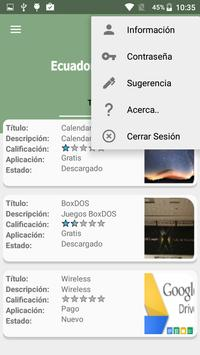 Ecuador App Store screenshot 3