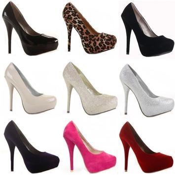 Shoes and sandals Fashion apk screenshot