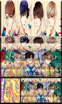 Cute GOT7 Keyboard Theme poster